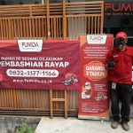 Jasa Basmi Rayap di Depok